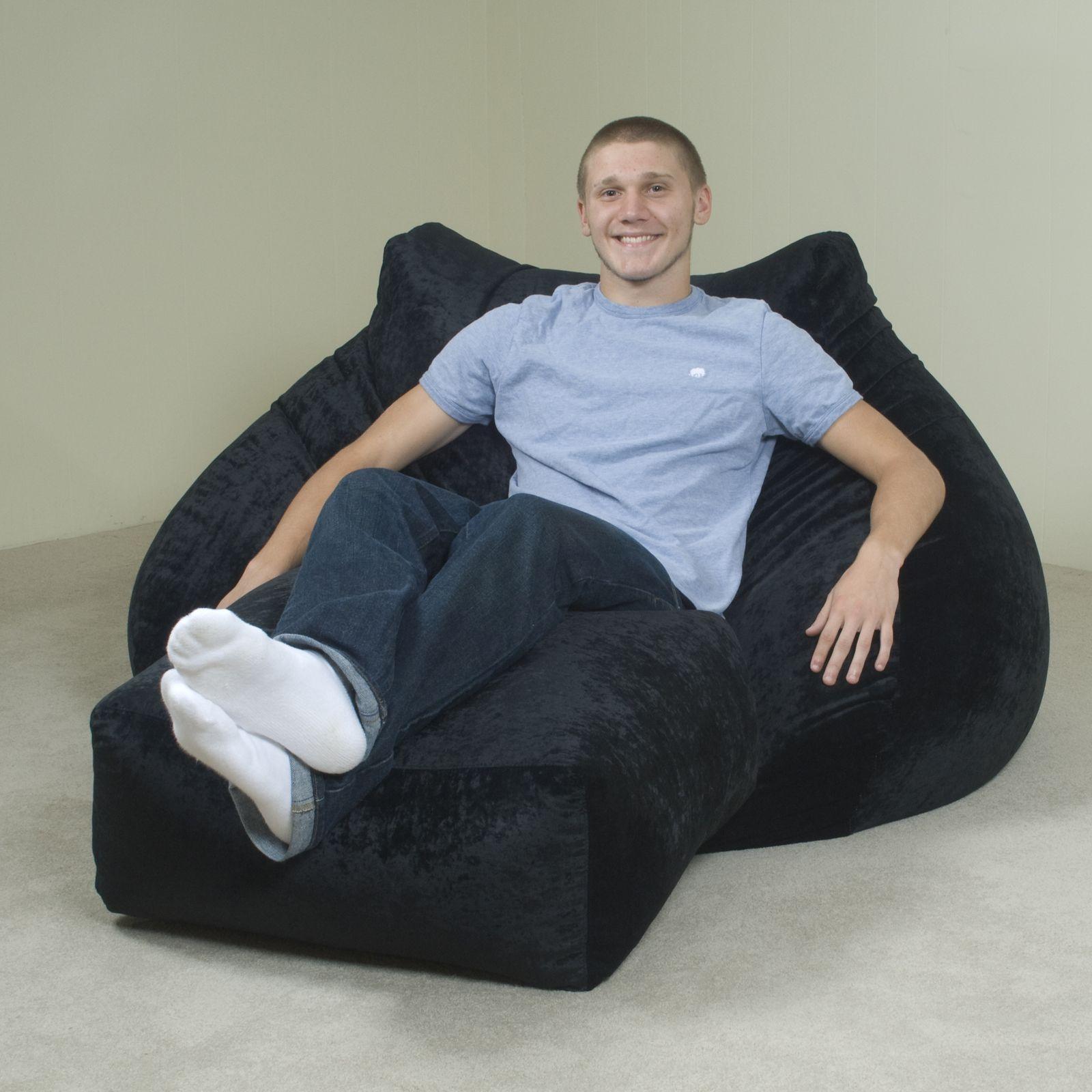 cozybeanbagchairsforadults Adult bean bag chair