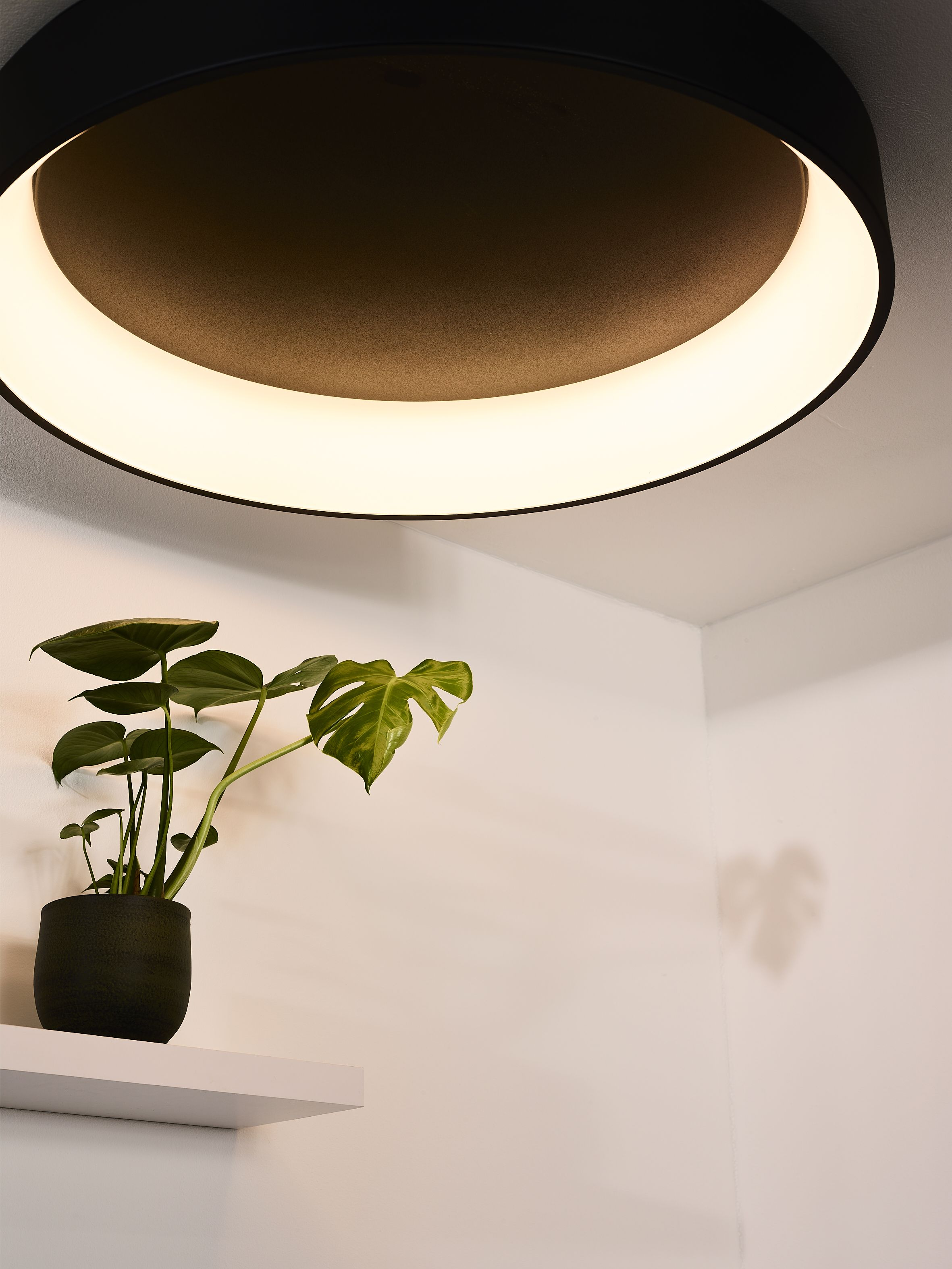 An Elegant And Bright Ceiling Lamp For A Modern Interior Lucide