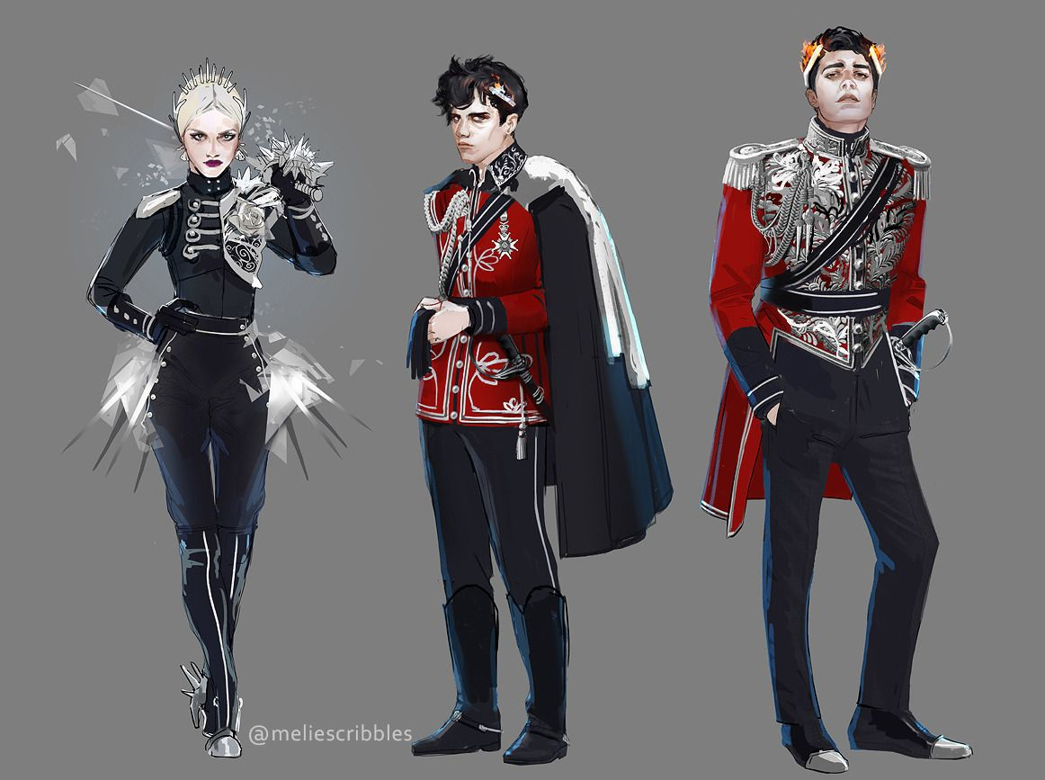 A Was Overwhelmingly Popular So I Went With That One And Made A Few Modifications Also Decided Red Queen Victoria Aveyard Red Queen Red Queen Book Series