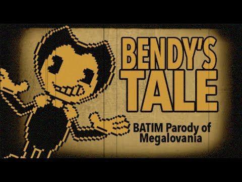 Batim parody of megalovania bendy 39 s tale undertale x - Over the garden wall song lyrics ...