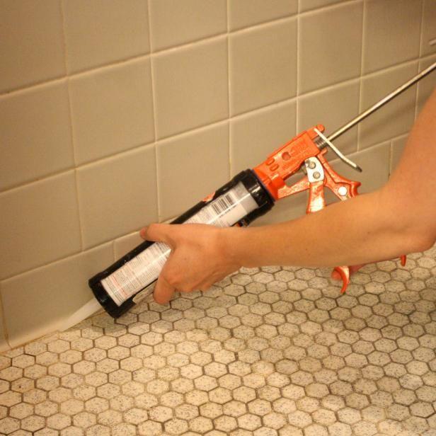 How To Re Caulk A Bathroom Mold In Bathroom Caulk Bathroom Caulk