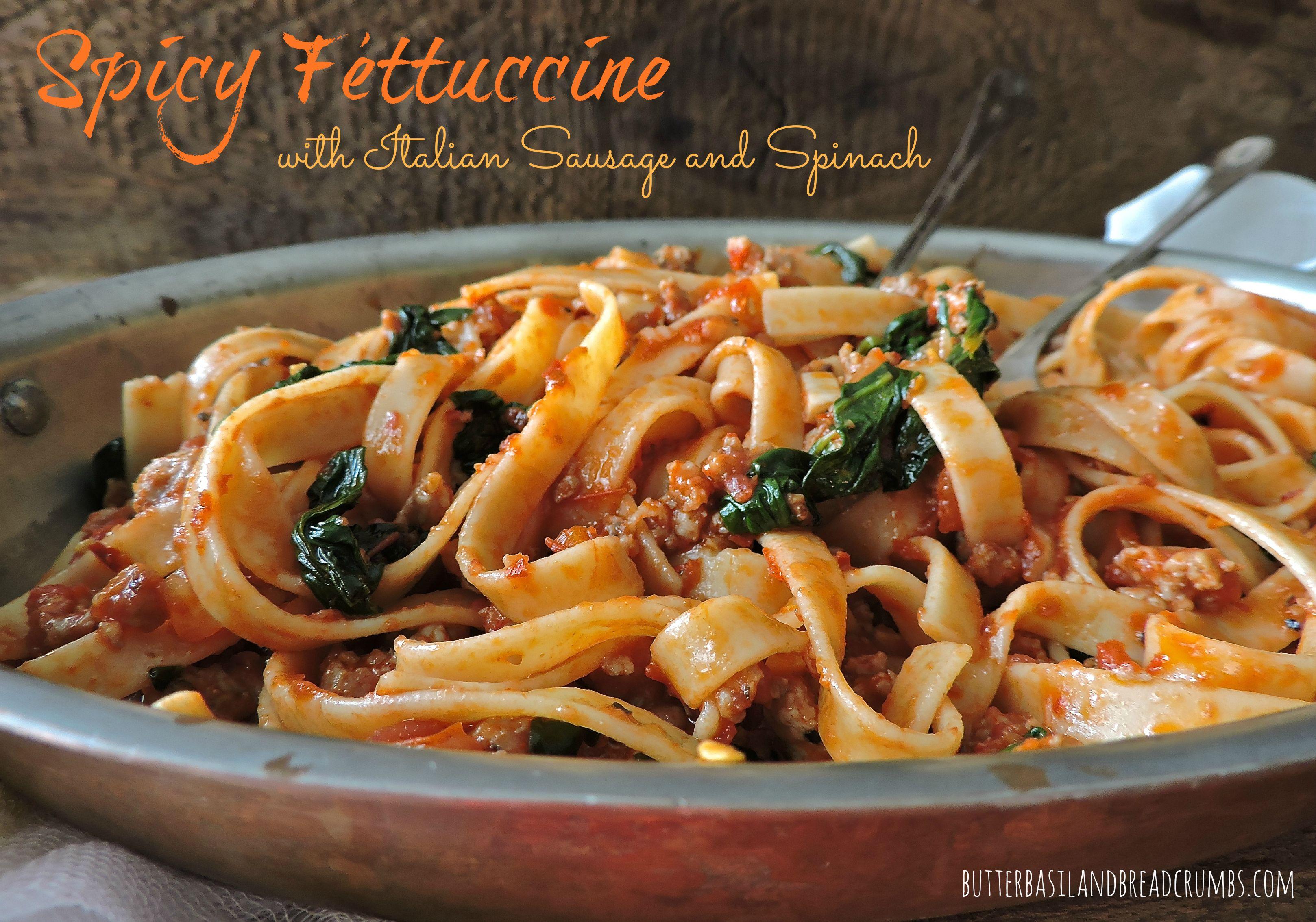 spicy fettuccine 4