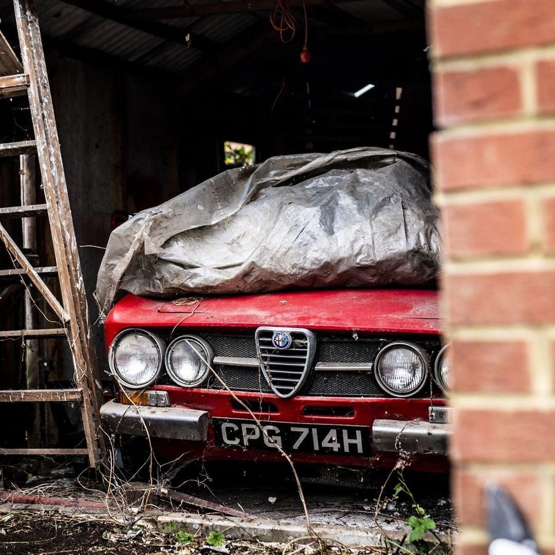 "ARNAGE Classic Cars•Alfa Romeo On Instagram: ""Real"