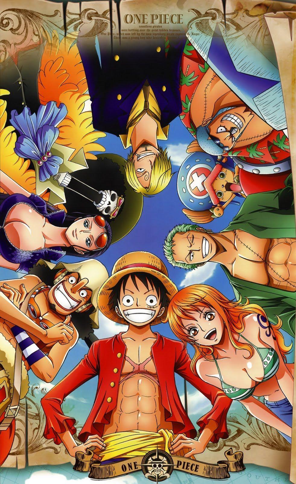 One Piece วันพีช ภาค 116 (มีรูปภาพ) อะนิเมะ, รูปทีม