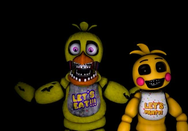 Withered Chica and I | Our Friends and I! (FNAF) | Disney
