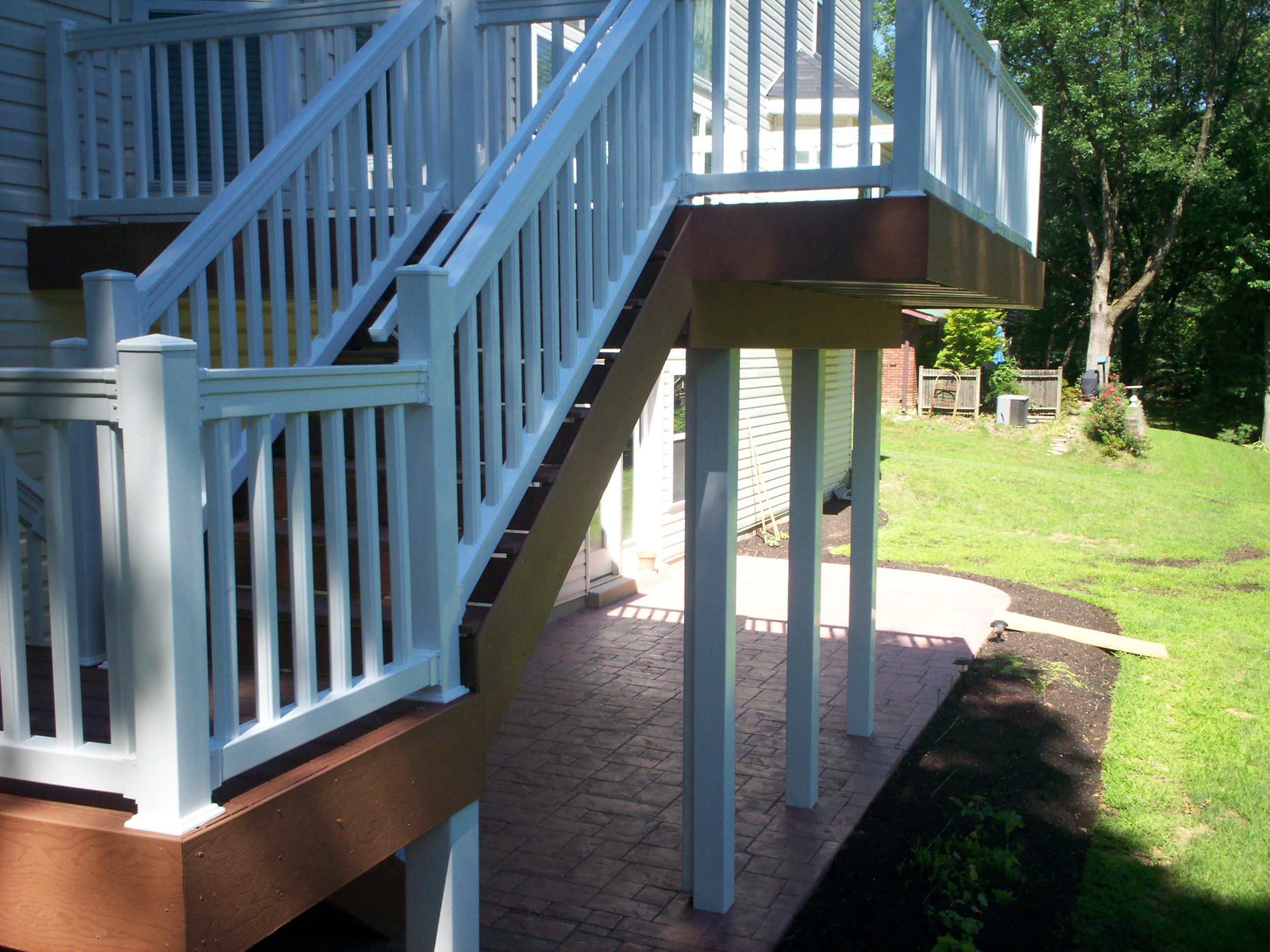 deck and patio combinations | ... Innovative and Affordable ...