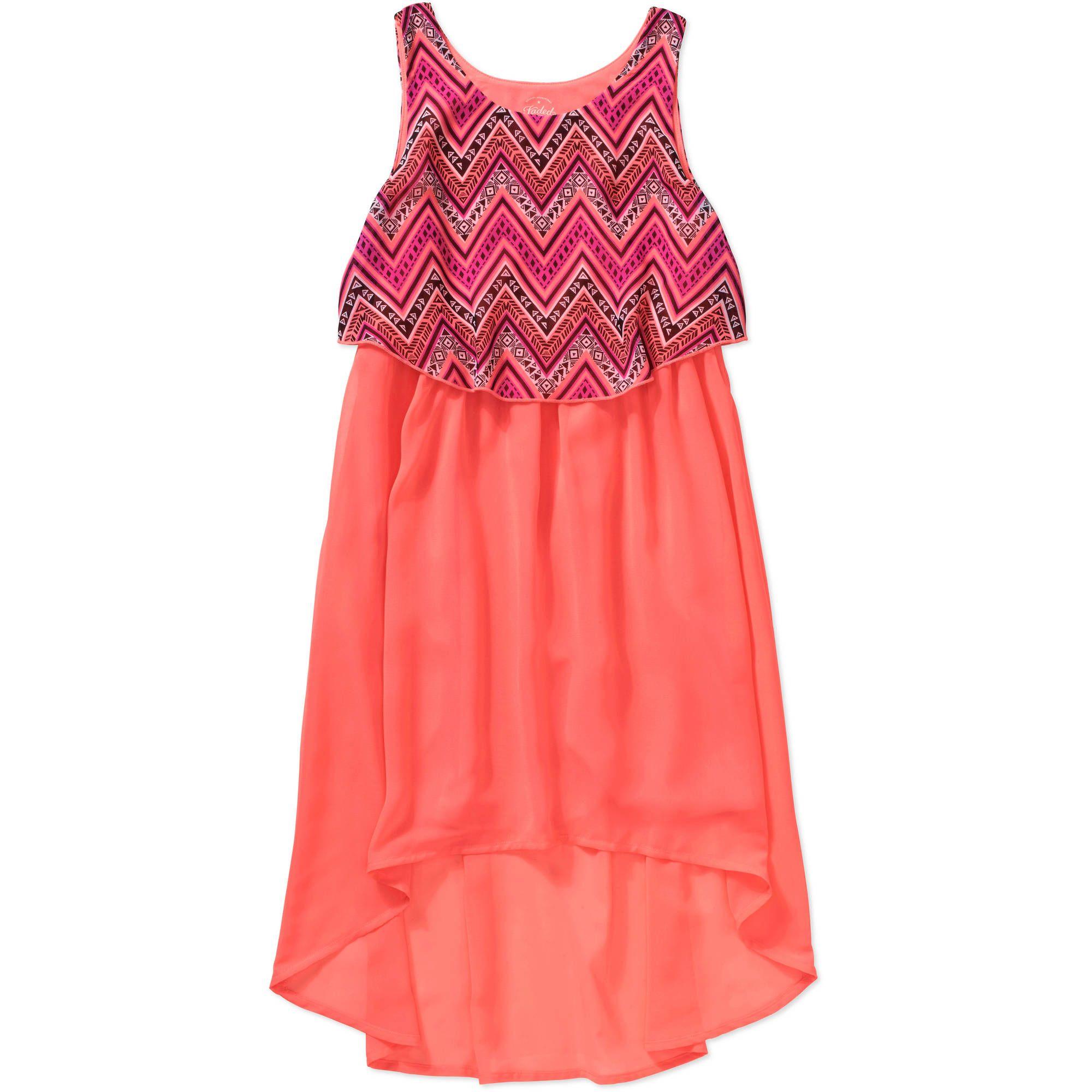 ba2cd1b673d Girls  Dresses   Rompers - Walmart.com