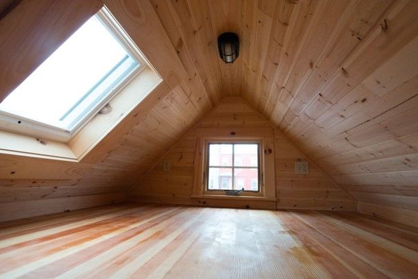 Big Plans For Tiny Houses With Images Attic Flooring Attic Renovation Attic Design