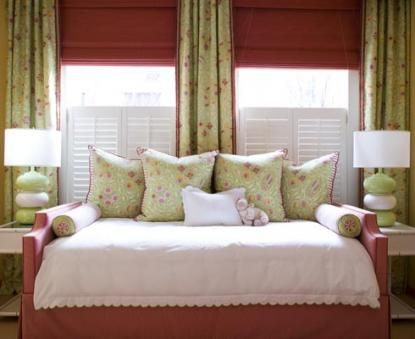 Pretty Bed Celerie Kemble Daybed Room Girls Bedroom Home