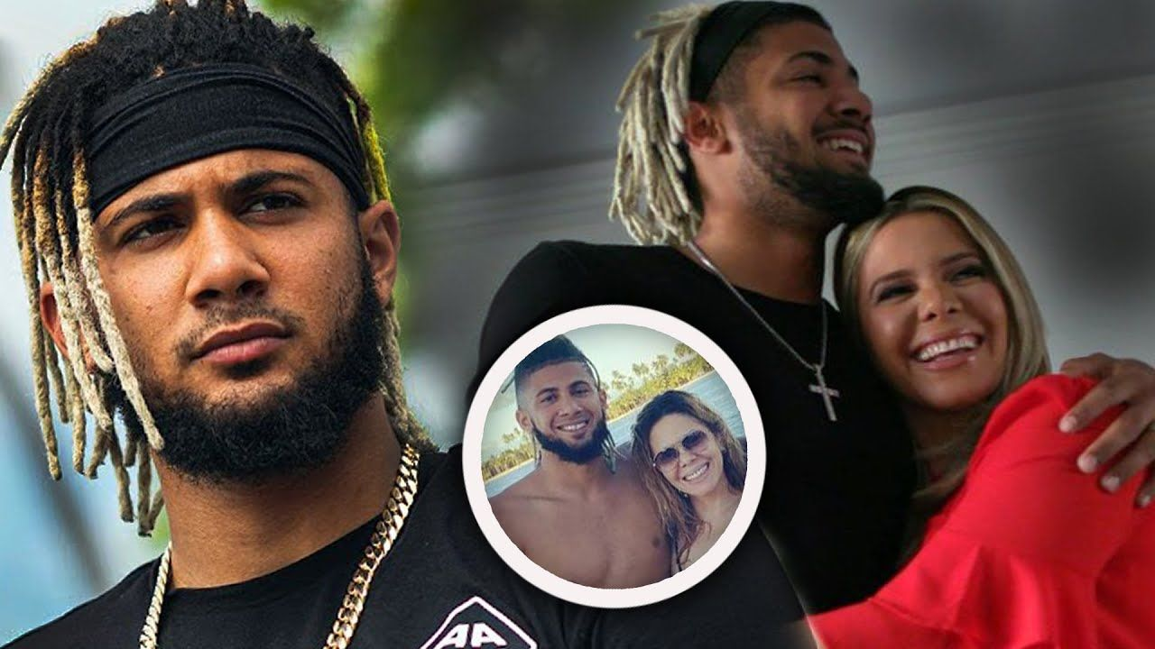 Fernando Tatis Jr Family Photos With Father,Mother and