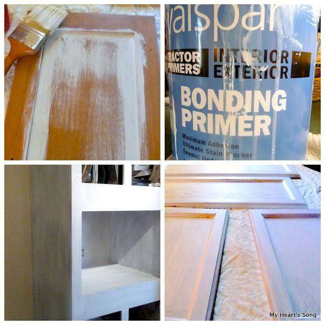 Kitchen Cabinets Makeover Begins Manufactured Home Remodel