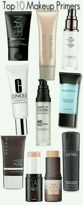 Make up primers