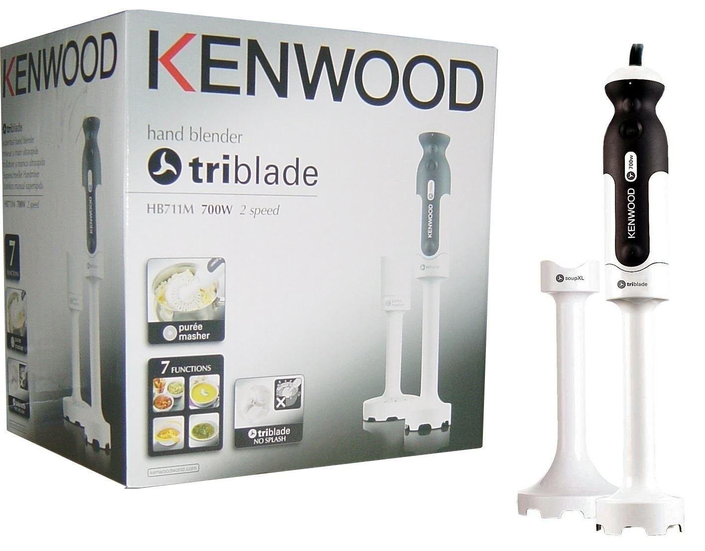 Kenwood HB711 Triblade Hand Blender