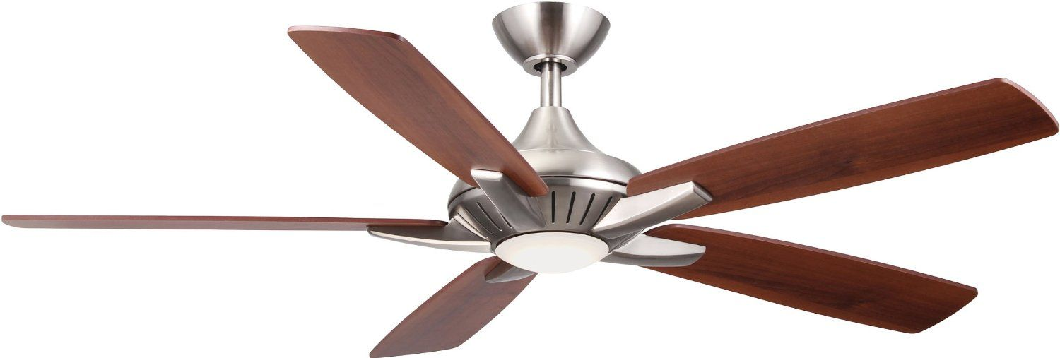 Minka aire f1000 bn one light brushed nickel ceiling fan amazon minka aire f1000 bn one light brushed nickel ceiling fan amazon aloadofball