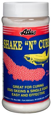 Atlas Shake 'N' Cure for Salmon Eggs - Natural
