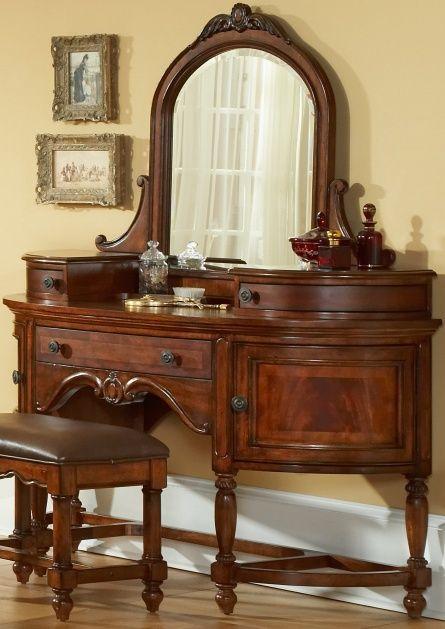 Shabby Elegance Muebles De Estilo Muebles Tocador De Madera