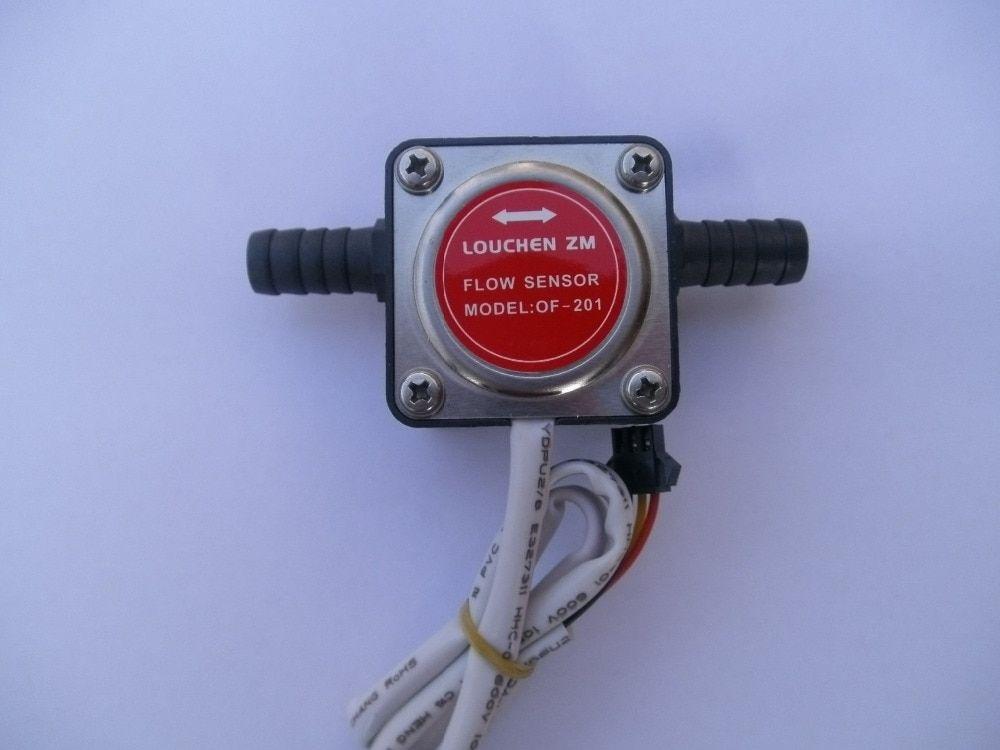 NEW 13mm Gear flow sensor Liquid Fuel Oil Flow Sensor