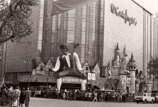 Gulliver en el corte ingl s de la pla a de catalunya - El corte ingles plaza cataluna barcelona ...