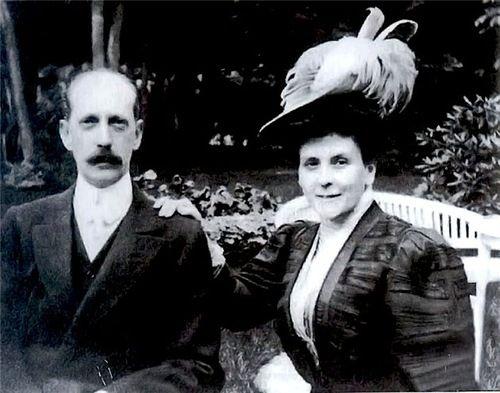 Olga Paley Et Son Mari Le Grand Duc Dimitri Russland