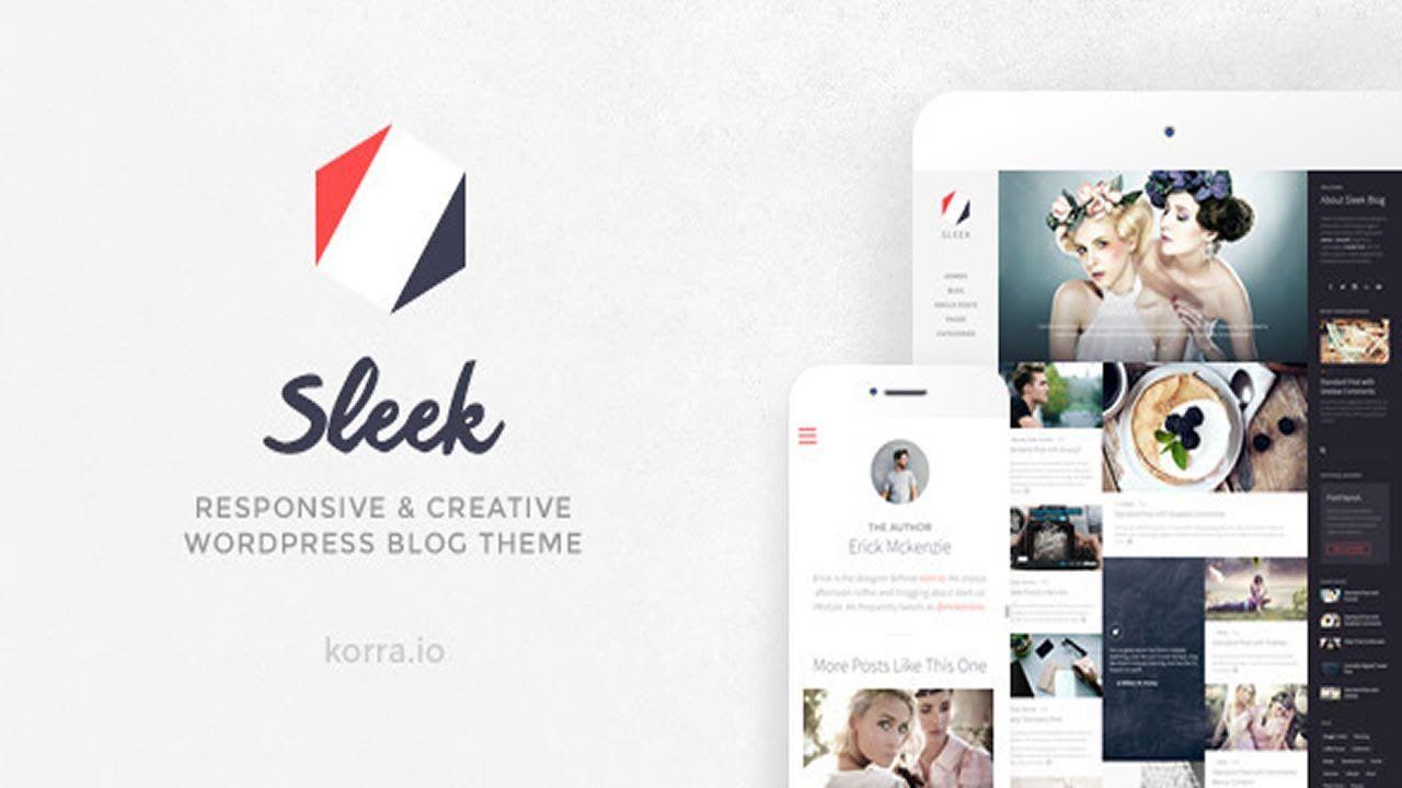 Blanco v1.0 – Creative WordPress Personal Blog Theme