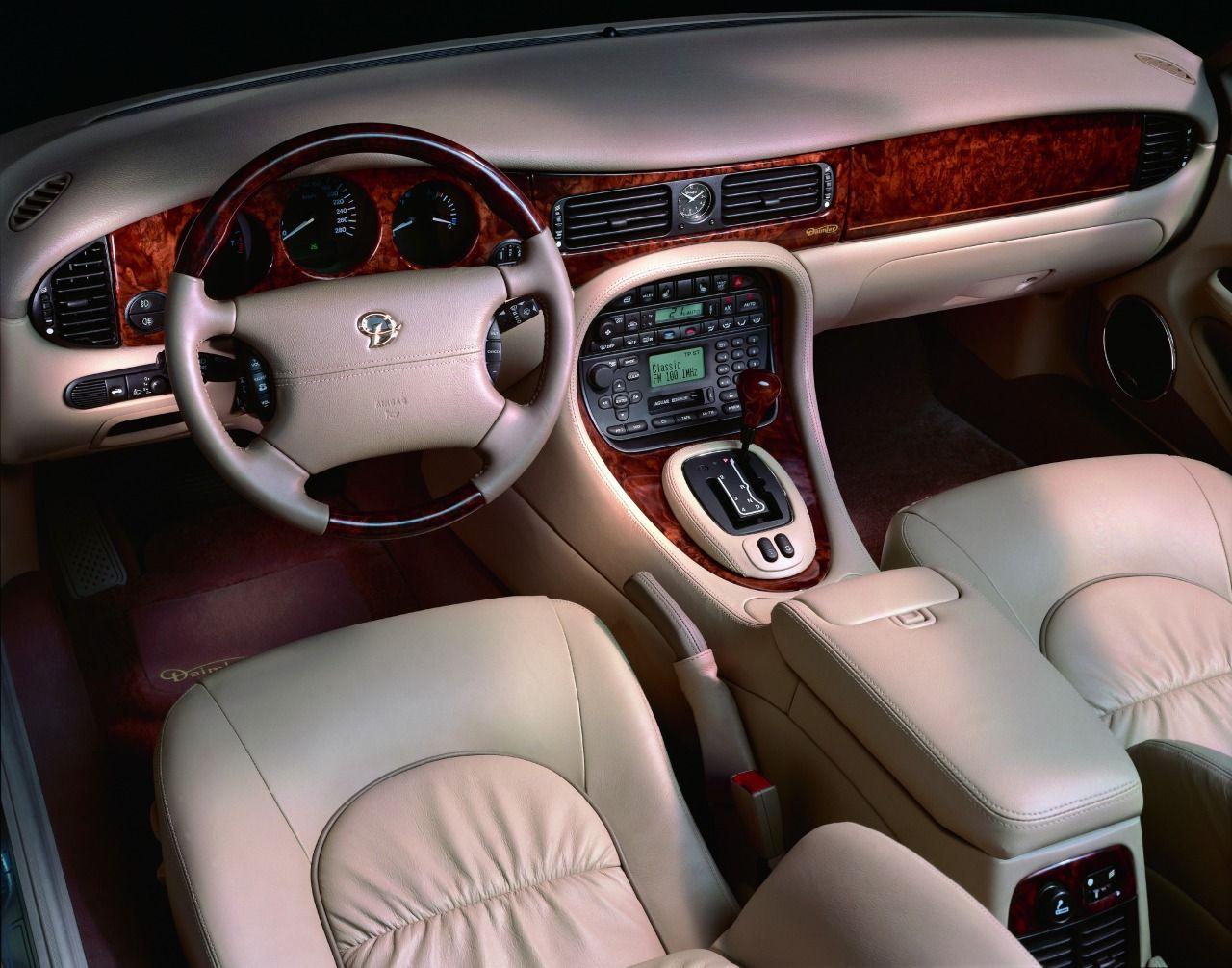 1998 Daimler Super V8 Voiture Tableau De Bord