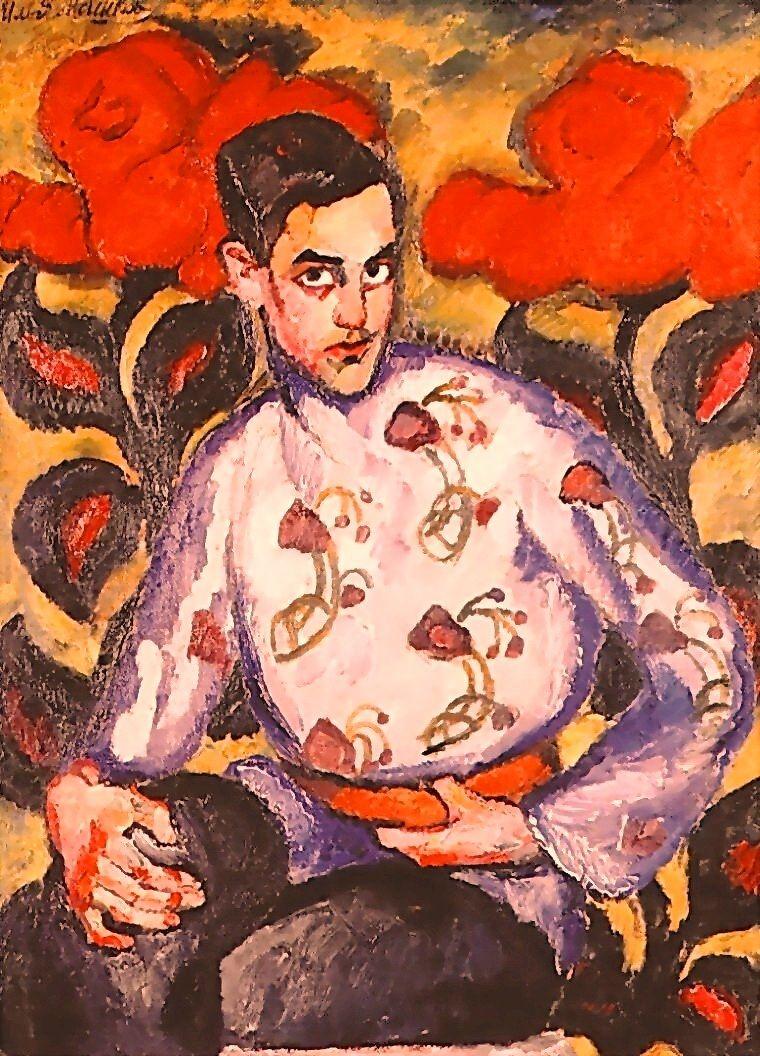 Le Grand Changement, révolutions dans la peinture russe, 1895-1917 (article complet en suivant le fil)
