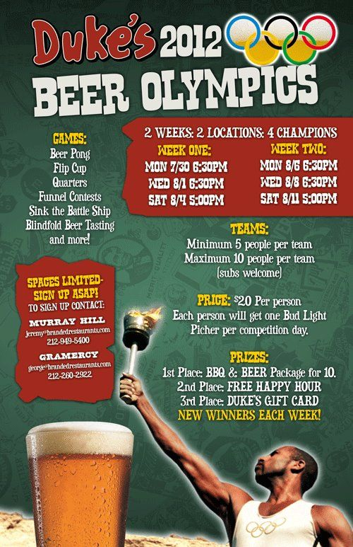 Pin By Erin Tinen On Events Beer Olympic Beer Olympics Party Beer Olympics Games