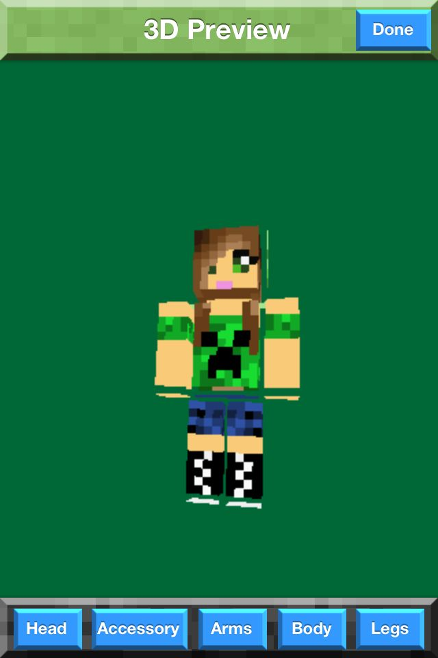 Minecraft Skins Awesome App For Free Downloadable Skins For Apple - Minecraft skins fur ipad