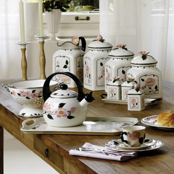 Villeroy Boch Wildrose Kitchen Tableware House Design Everyday Dishes