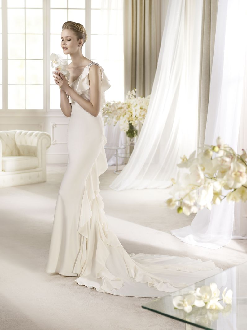 San patrick atlas from bridalgownnet wedding gown