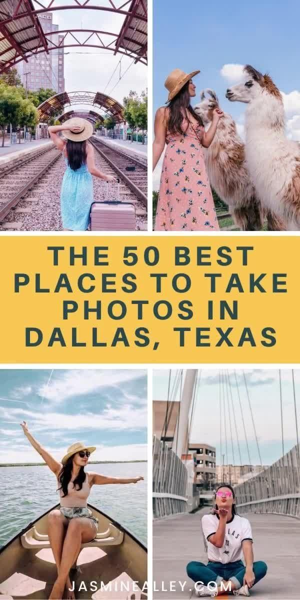 Top 53 Most Instagrammable Places in Dallas, TX (with Map & Photos)