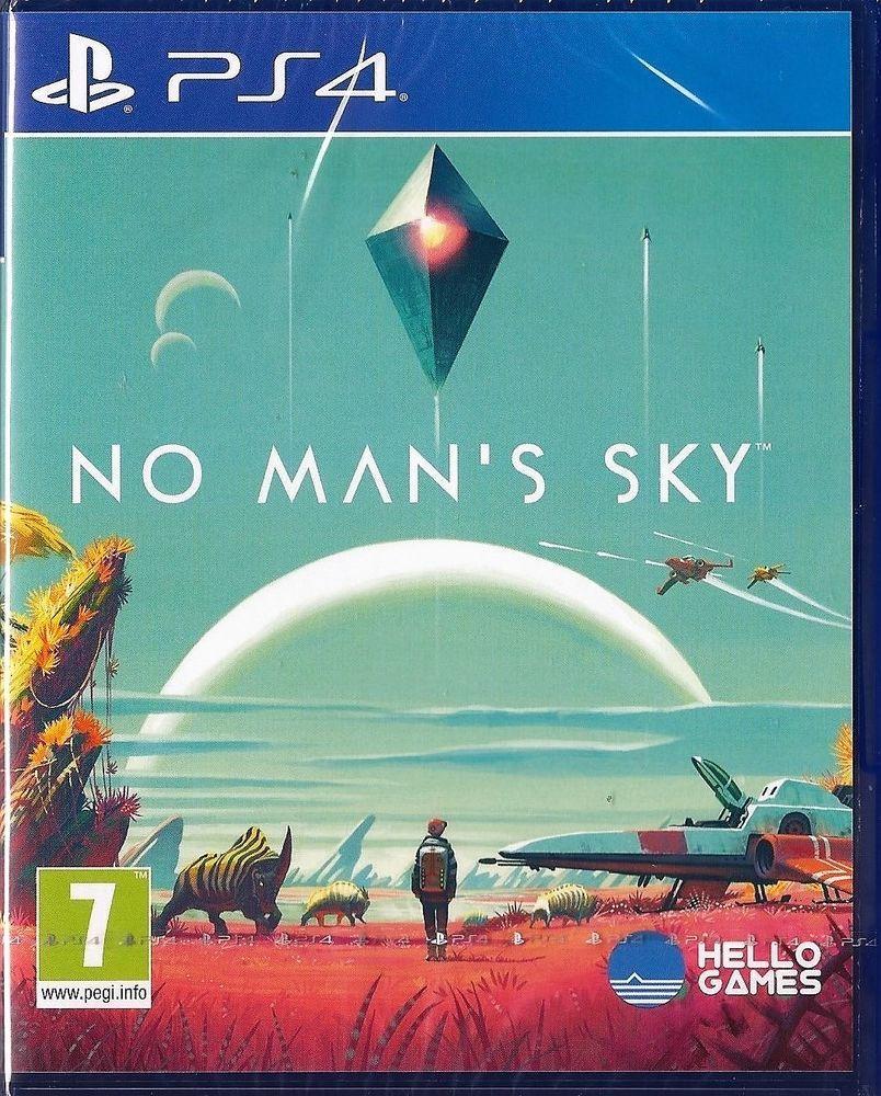 Playstation 4 No Man's Sky (PS4) BRAND NEW No man's sky