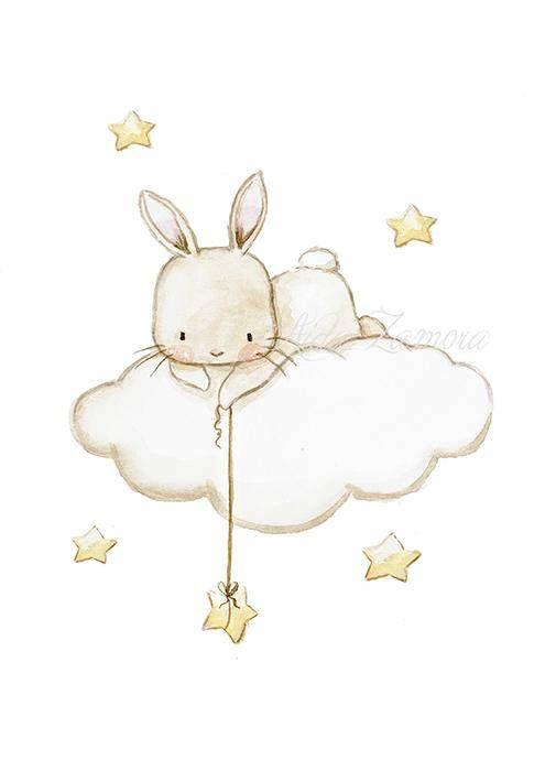 Dessin Lapin Rabbit Stars