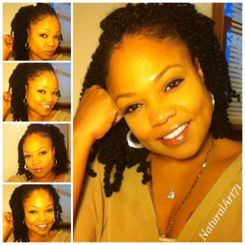 Nafy Collection Bomb Twist Hair