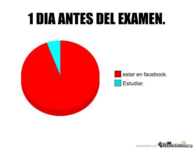 1 Dia Antes Del Examen Spanish Memes Memes Hilarious