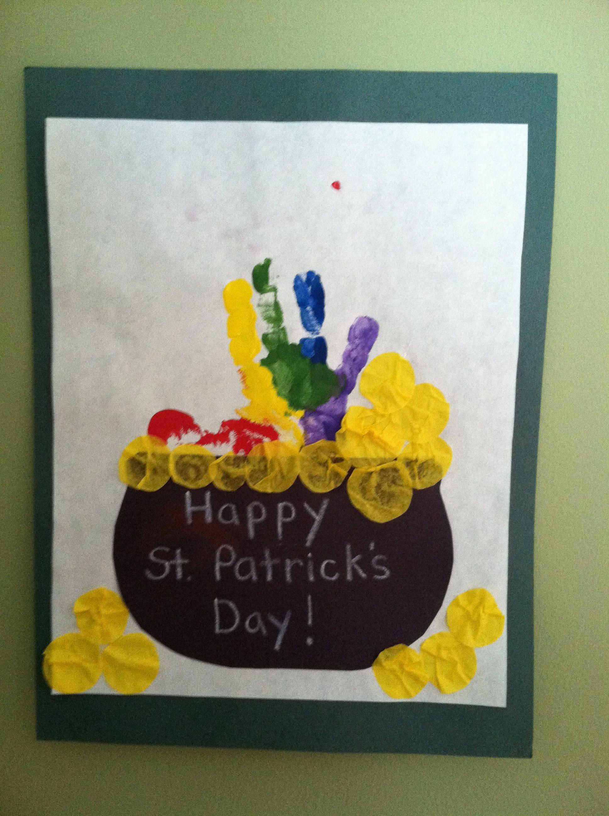 St Patricks Day Crafts For Kids Google Search Nannylife