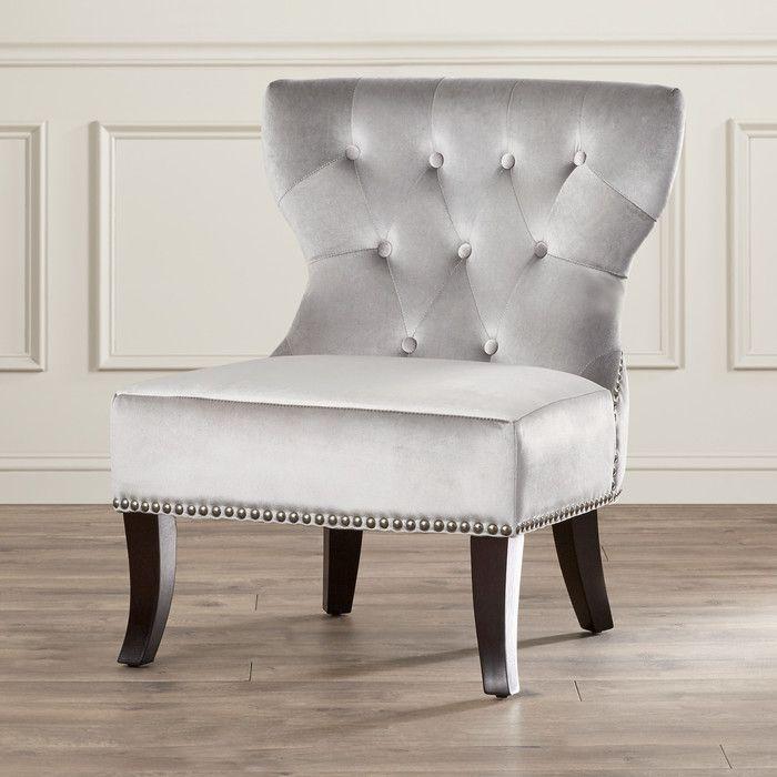 Kitchener Accent Slipper Chair | Slipper chairs