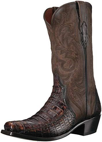 c943e7907bb Lucchese Bootmaker Men's Dwight Western Boot Review | Men Western ...