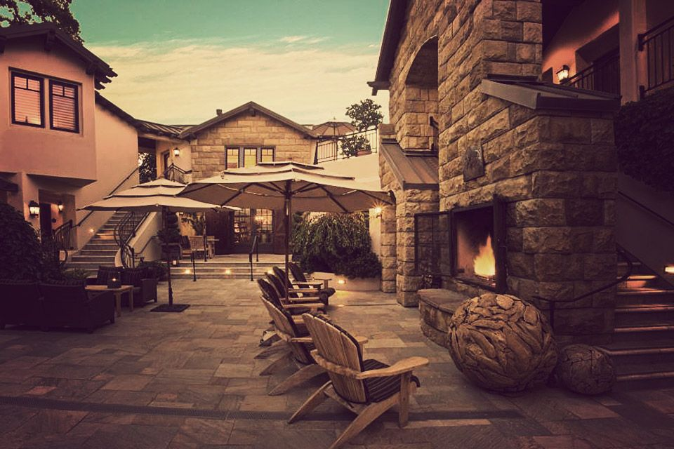 Hotel Cheval / PASO ROBLES, CALIFORNIA Country hotel