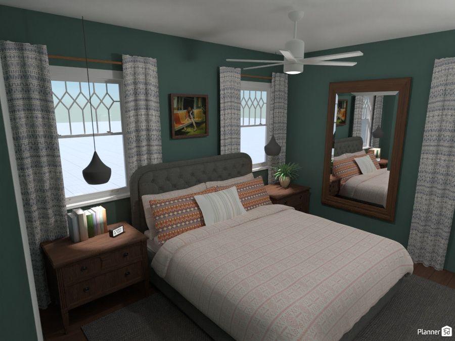 Bedroom Interior Planner 5d Contemporary Bedroom Design Home Interior Design Interior Design School