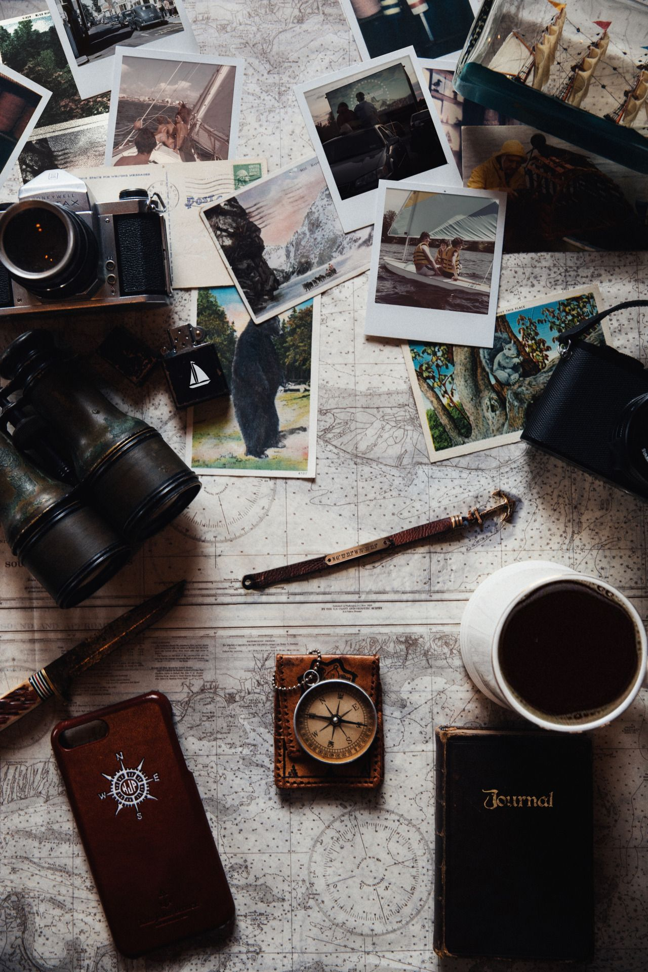 Azimuth circle style inspiration travel aesthetic
