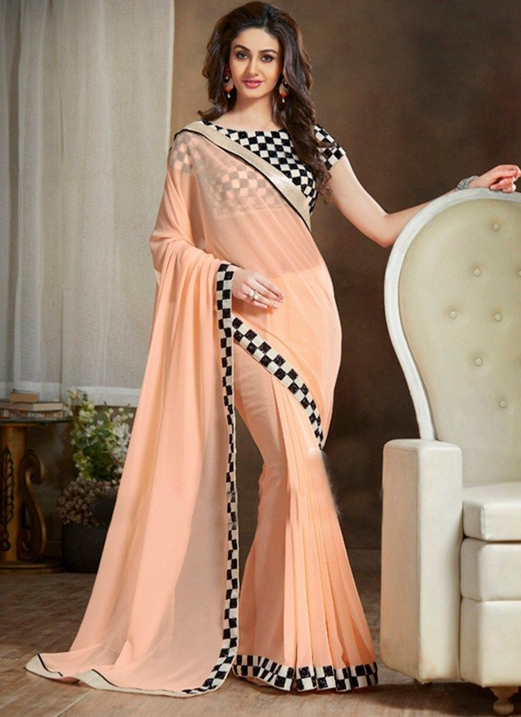 979e73649091ac Latest Stylish Designer Party Wear Sarees For Women | Draping ...