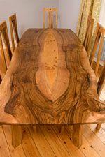 Handmade Wooden Dining Room Furniture