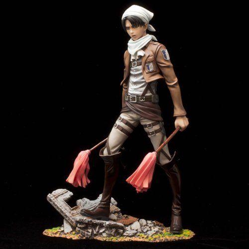 1/8 リヴァイ (お掃除版):Amazon.co.jp:おもちゃ