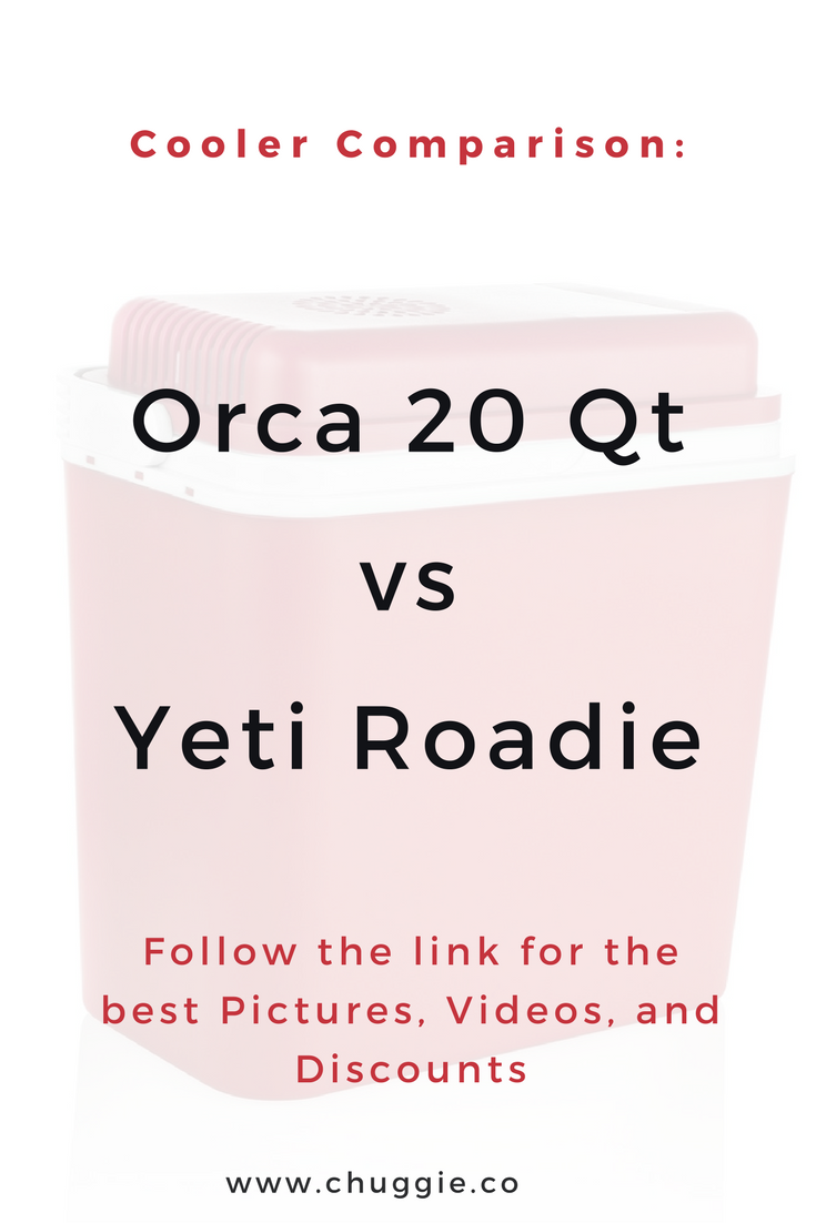 20 Quart Orca Vs Yeti Roadie Cooler Comparison Tent Camping Yeti Cooler Sizes Best Tents For Camping