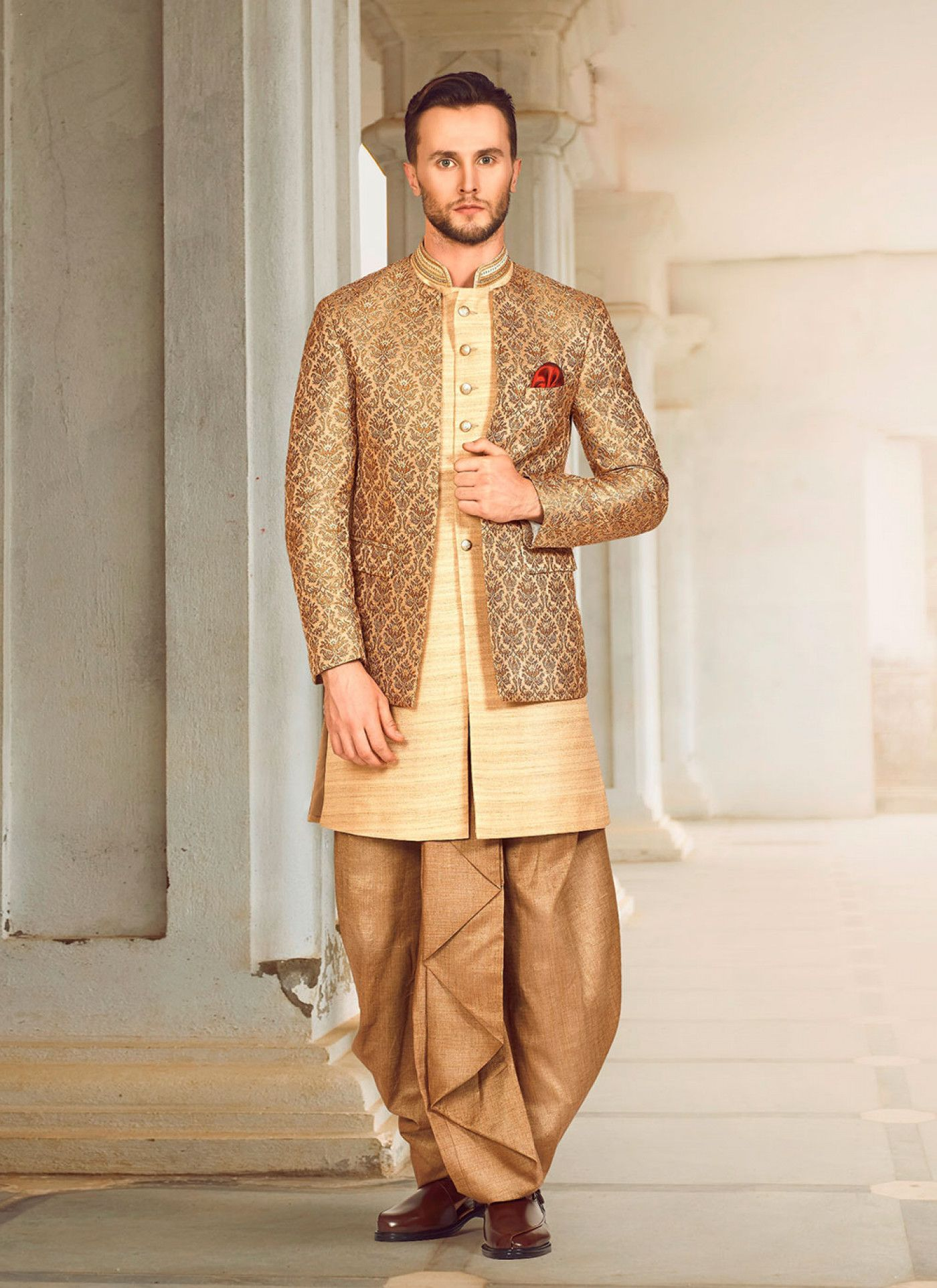 4f7cf7ed5d00 Bonsoir- Mens Ethnic Wear  Indo Western Outfits for Men