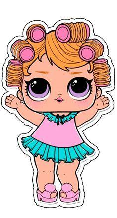 Aplique Para Tubete Lol Surprise Lol Party Lol Lol Dolls Dolls