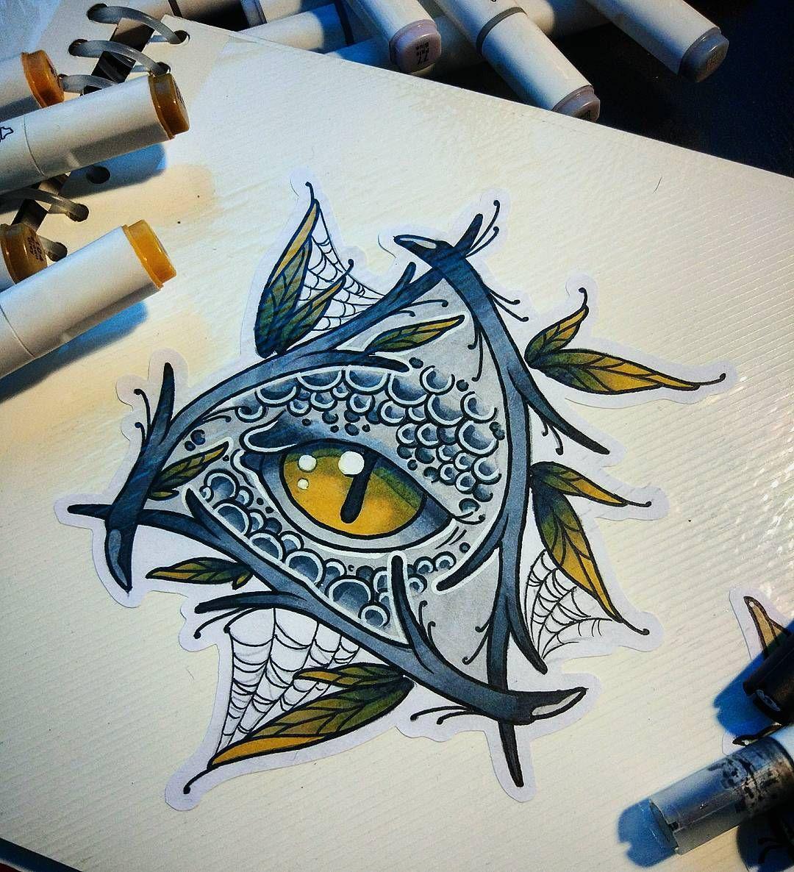 Eye tattoo design Traditional tattoo, Sketch tattoo design