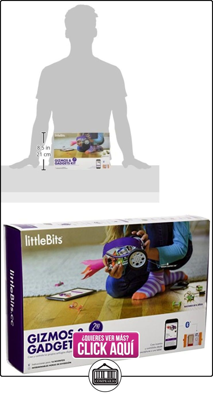 Littlebits Gizmos Y Gadgets Kit Segunda Edicin Juego De Mesa En Drawbridge Defense 7079 Espaol 680