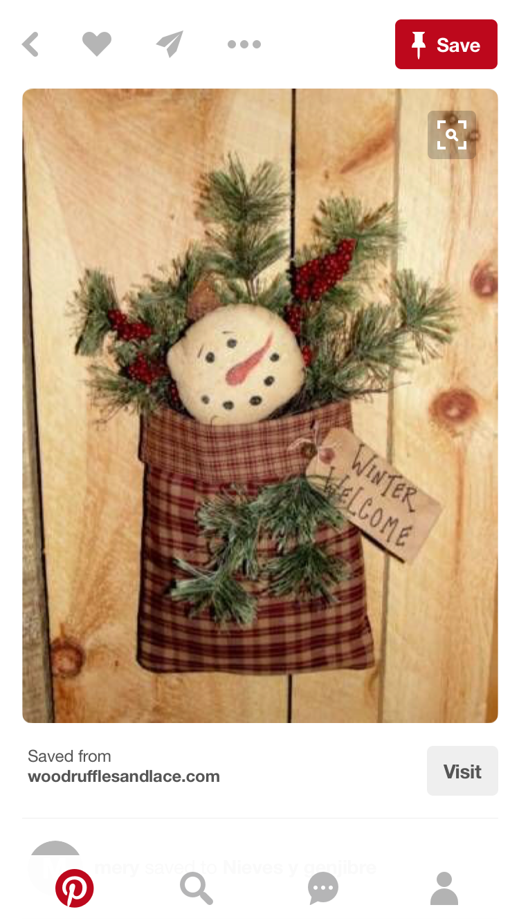 Primitive Christmas Craft Ideas Part - 46: Craft · Primitive ChristmasPrimitive ...